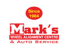 Mark's Wheel Alignment Centre & Auto Service logo