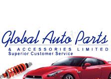 Global Auto Parts & Accessories logo