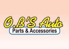 O B Auto Parts & Accessories logo